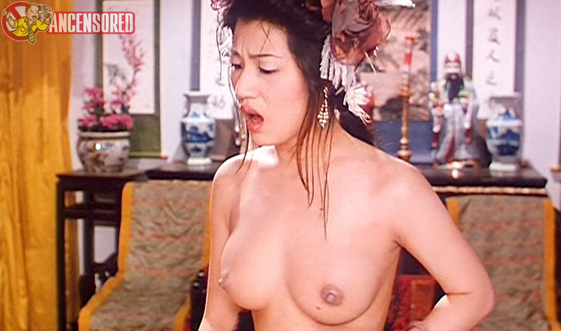 chinese story A erotic ghost