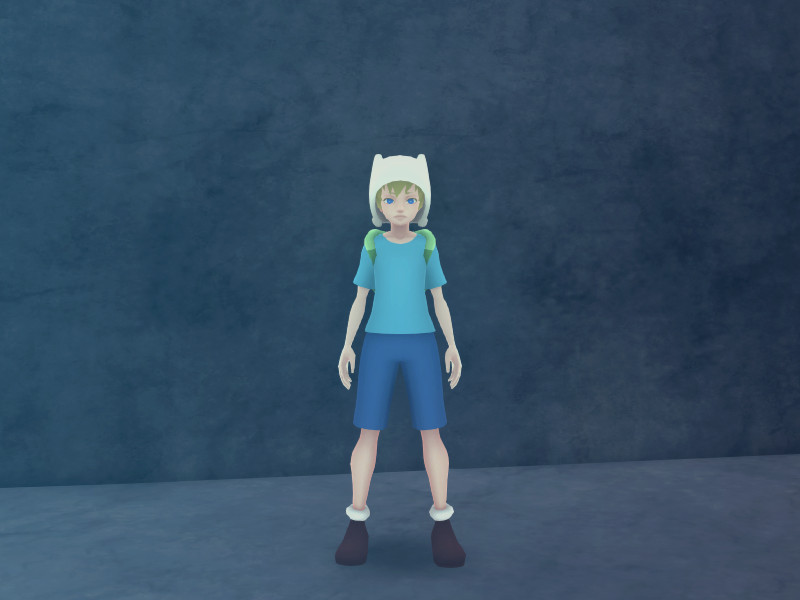 if 3d What adventure game wiki anime was a time