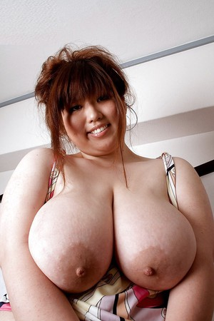 Asians with big breasts