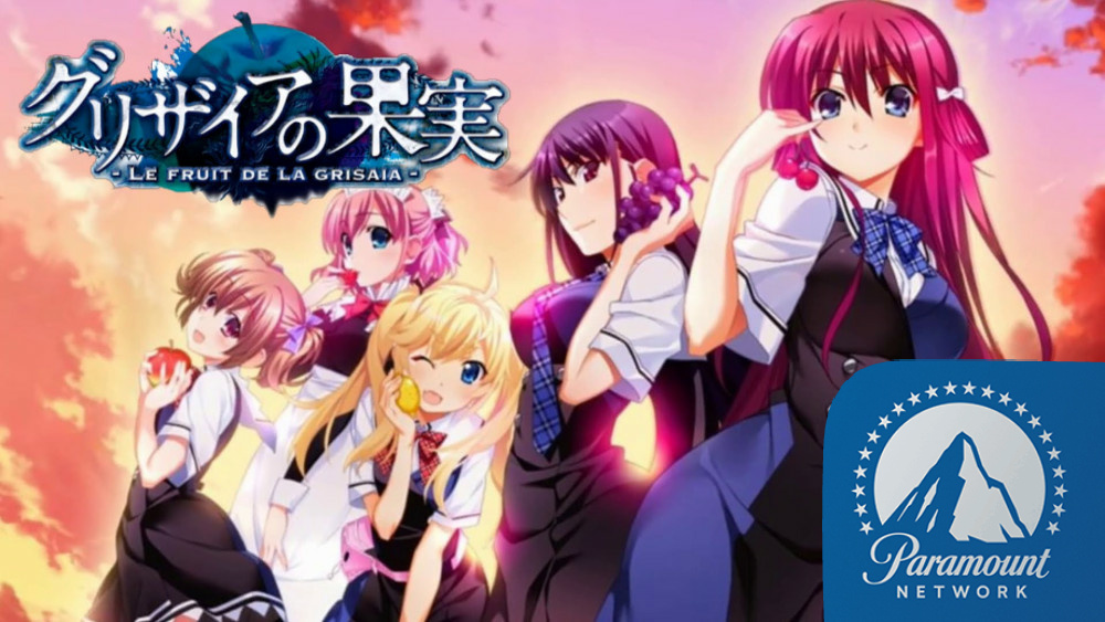 anime The grisaia fruit of