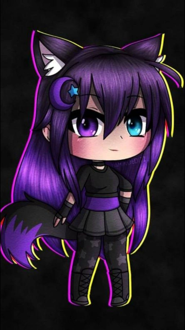to wolf anime girl How a draw