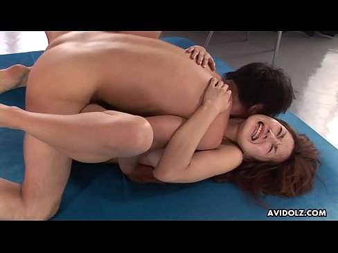 threesome Busty asian