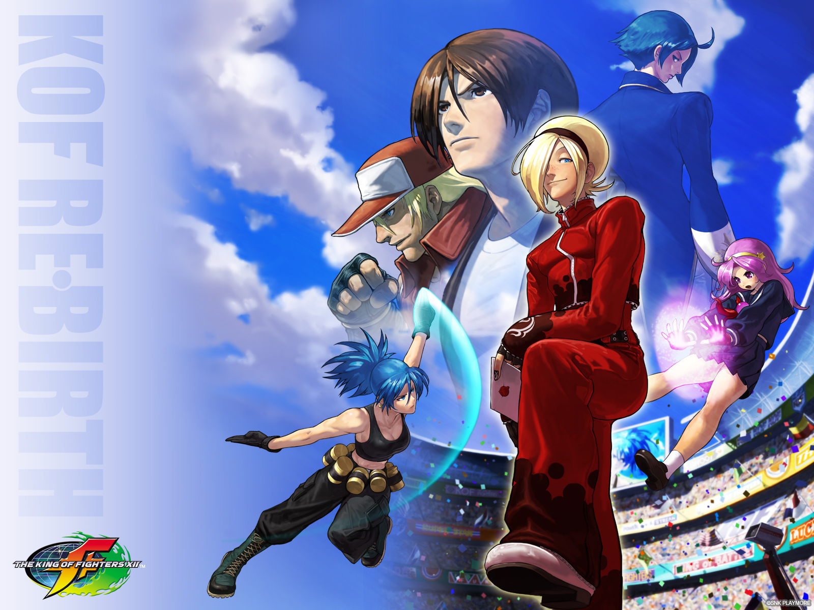 King of fighters anime