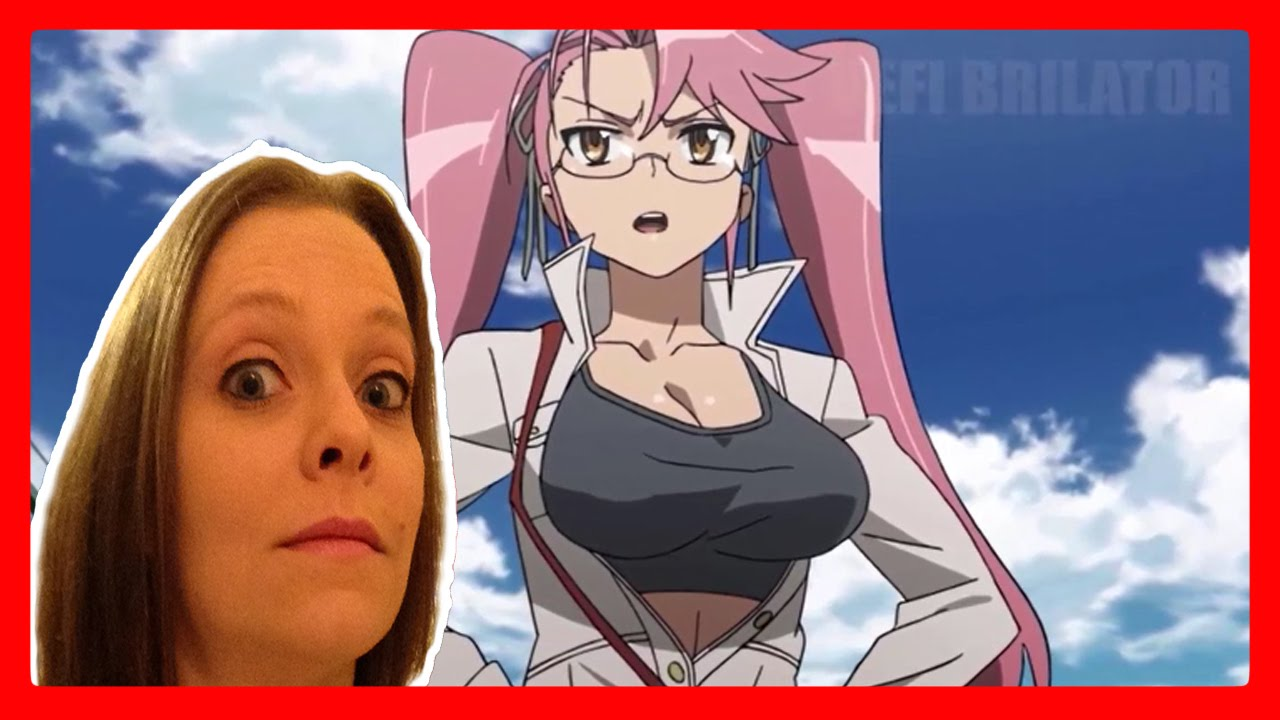 show Anime breast the