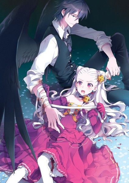 and Anime with vampires demons