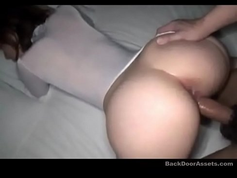 POV housewife Blonde asian