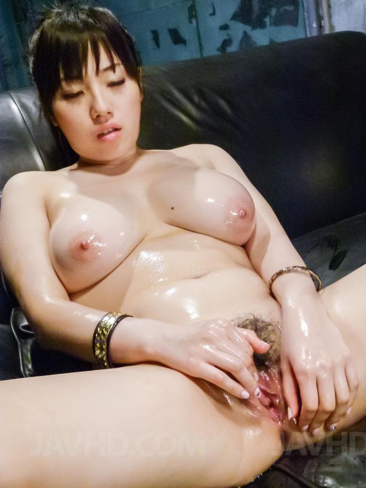 Young asian squirt