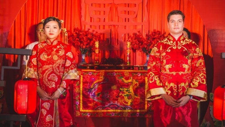 customs Chinese dating and marriage