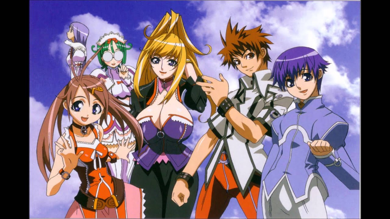 characters Redheaded anime