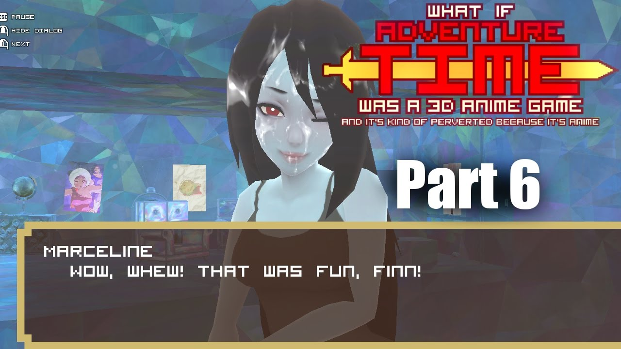 game time a was What if anime adventure 3d